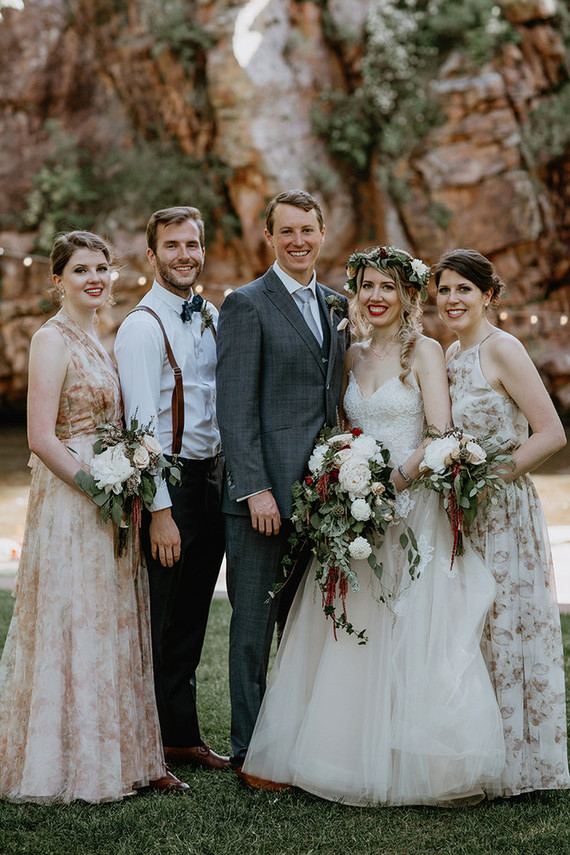 Bohemian wedding rustic colorado wedding 100 layer cake wedding party junglespirit Image collections
