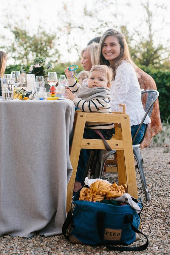 Kids FEED supper in Malibu