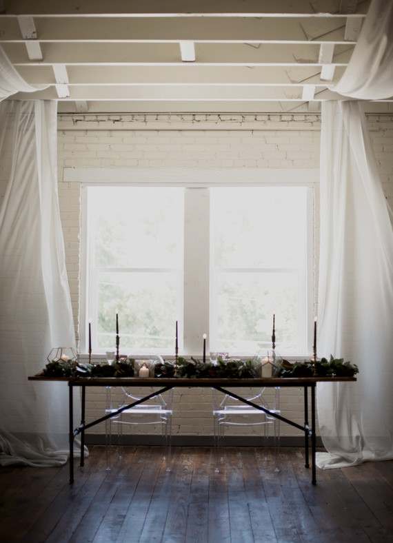 Dark and moody wedding inspiration