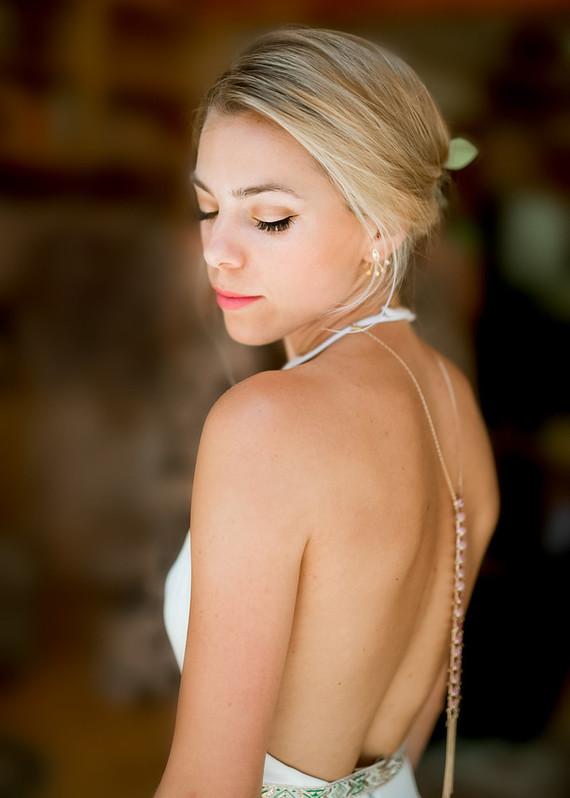 Marco Lee wedding gown