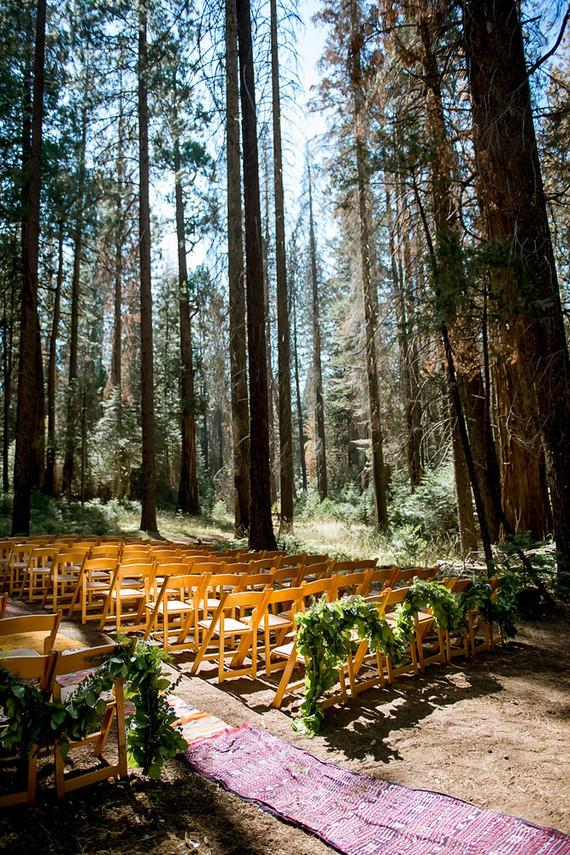 Wedding in Yosemite