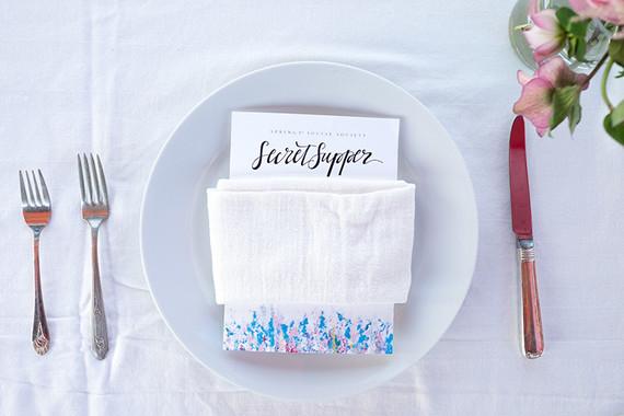 Summer dinner party inspiration