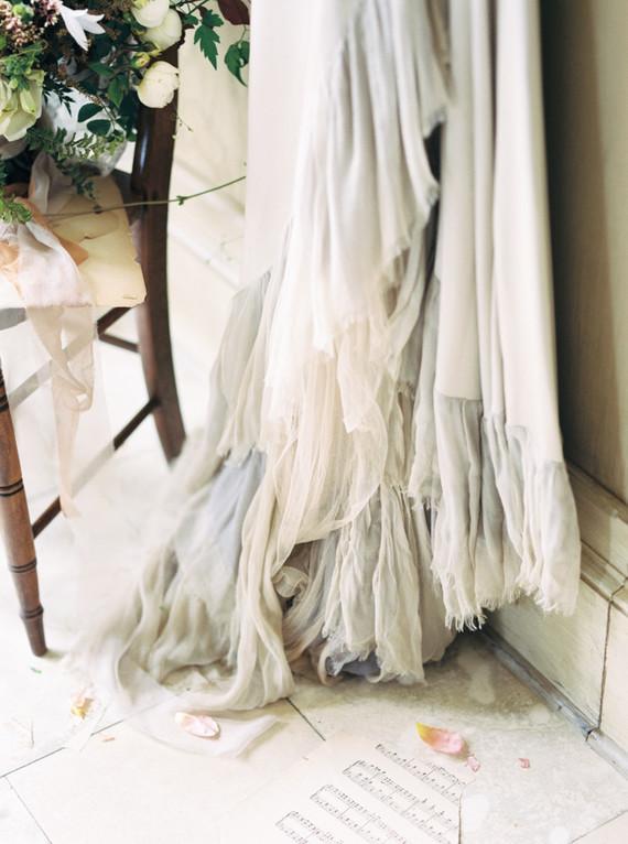 Samuel Couture wedding dress