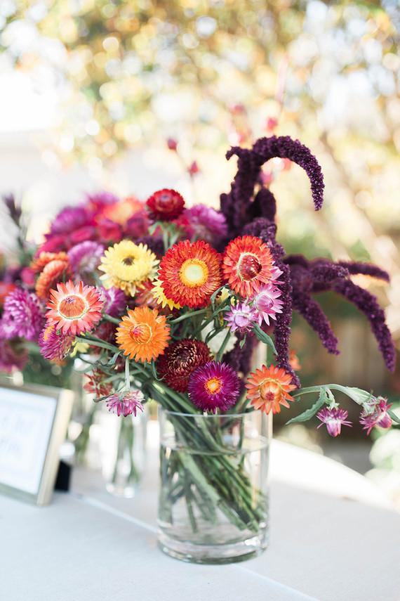 DIY floral bracelets