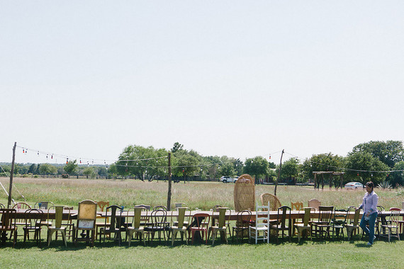 DIY Texas ranch wedding