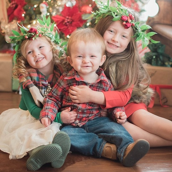 Christmas kids party ideas