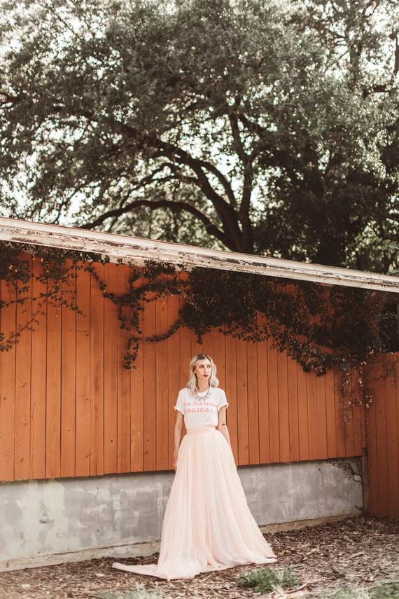 Indie bridal fashion ideas