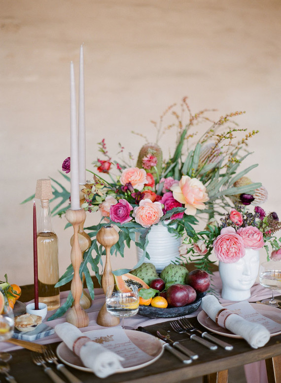 California wedding inspiration
