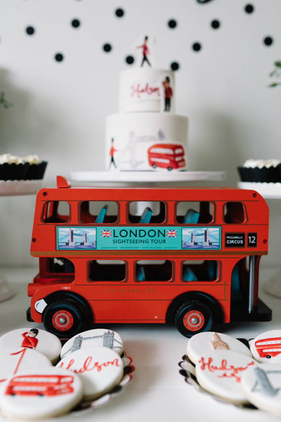 Londons Calling First Birthday Party