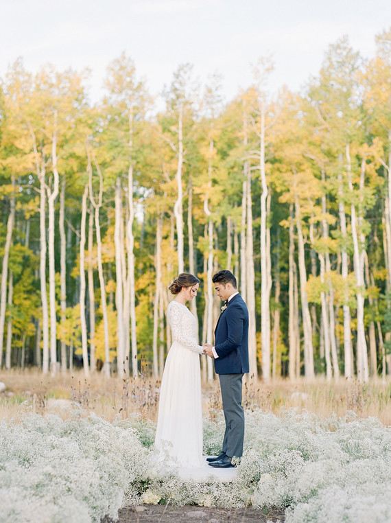 Mountain wedding ideas