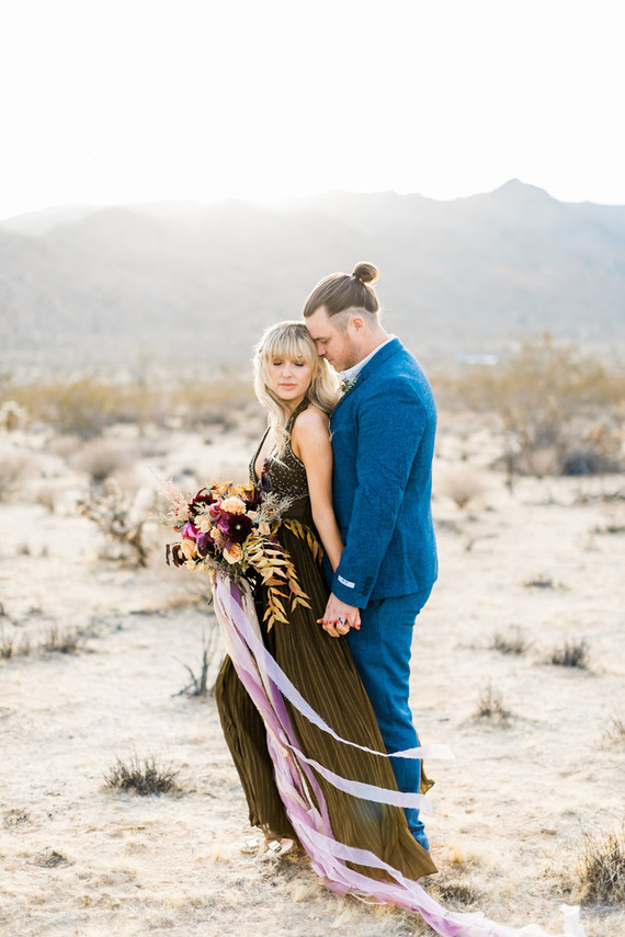 Desert elopement