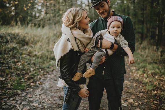 Fall family photos