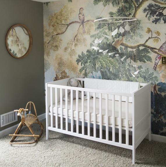 Jungle Book themed nursery   Boy nursery ideas   100 Layer ...