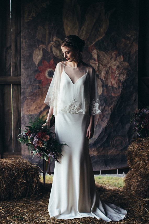 This Shoot Planned Styled By Kelsey Mattson Was All About Designing A Wedding Scene With Luxurious Details And Dutch Still Life Inspired Colors
