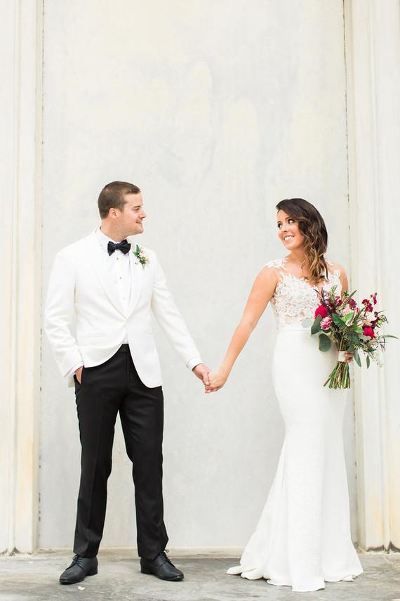 Romantic Horticulture Center wedding | Garden wedding | 100 Layer Cake