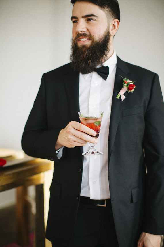 Groom's cocktail