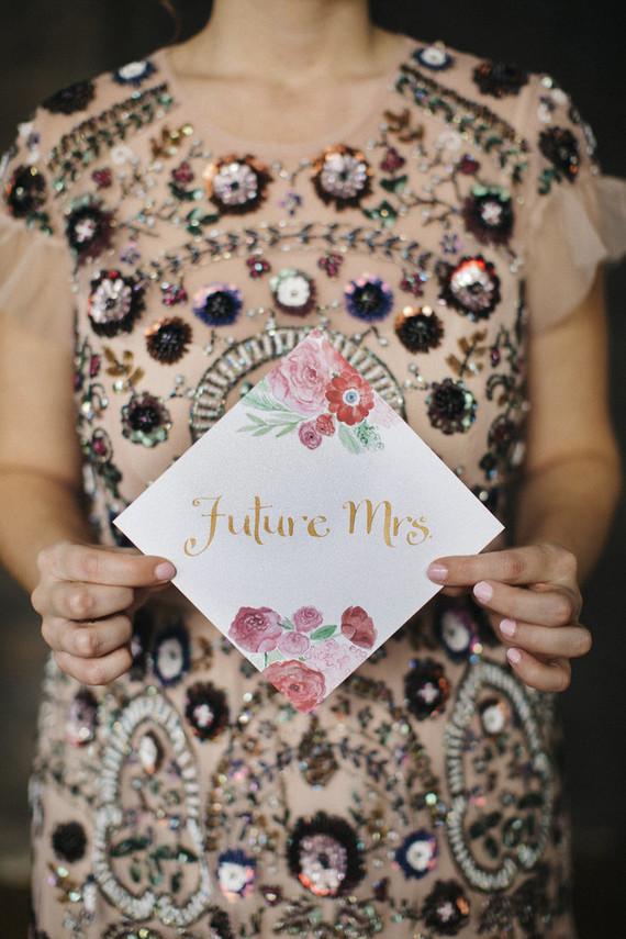 Engagement signage