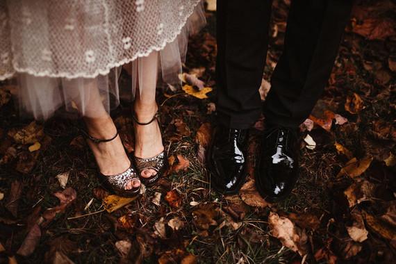 Woodland Vintage Wedding