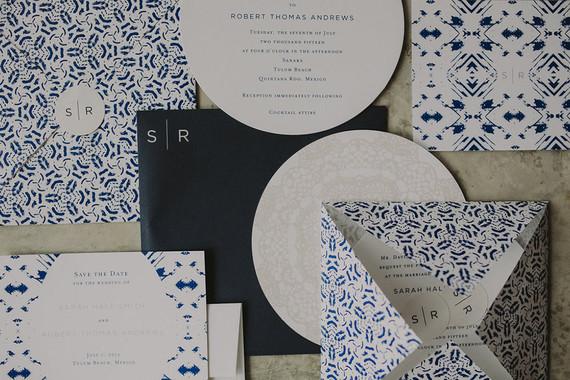 Blue invites