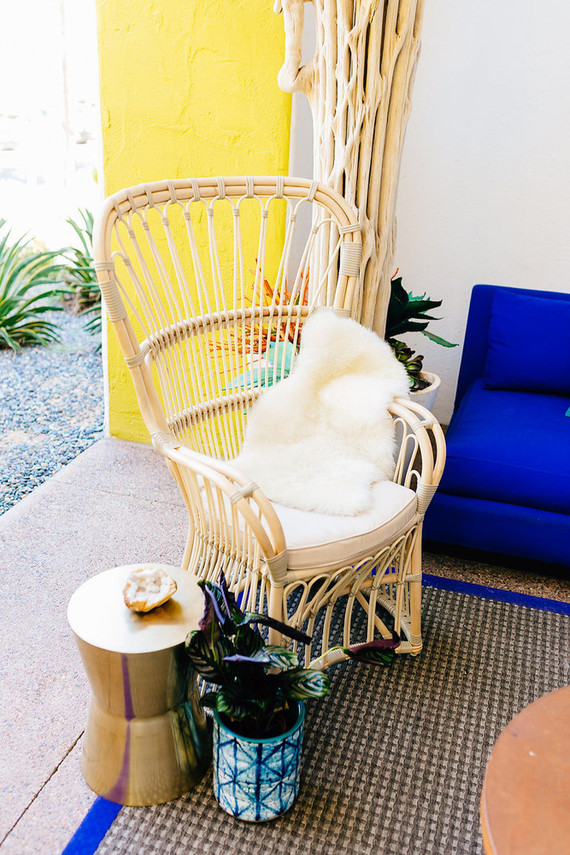 Saguaro lounge