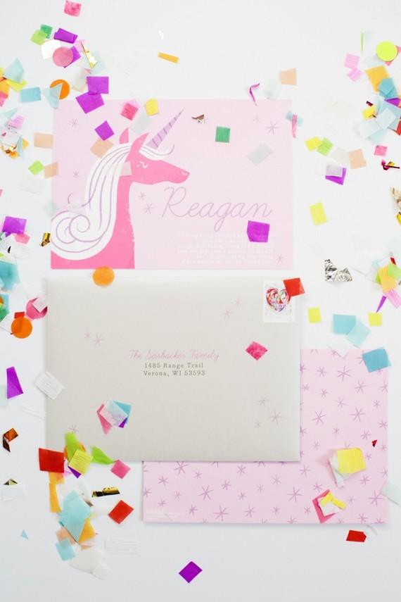 unicorn invites