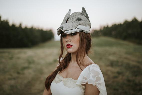 Fantastic Mr. Fox themed wedding inspiration