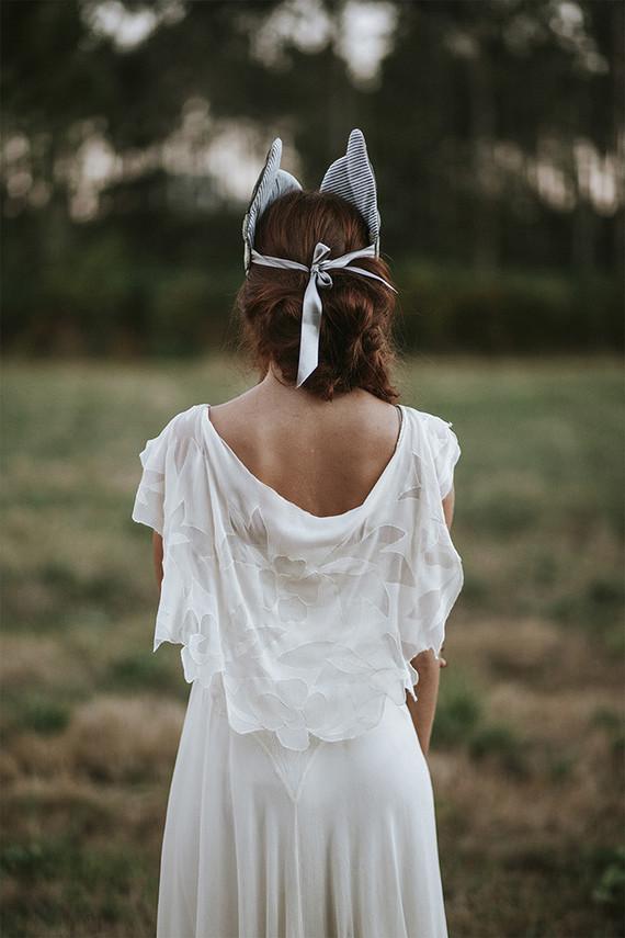 Laura Escribano wedding dress