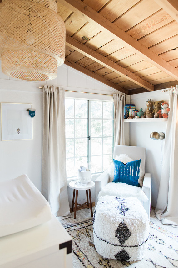 Boho Indigo Nursery Boy Nursery Ideas 100 Layer Cakelet