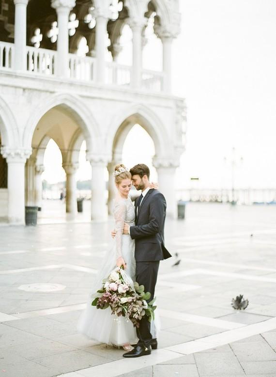 Italy wedding portrait