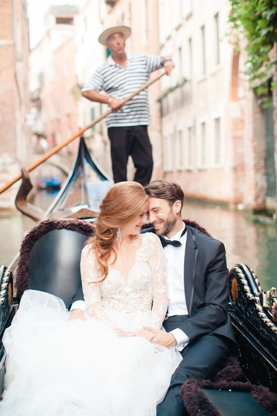 Elegant Venice, Italy wedding inspiration