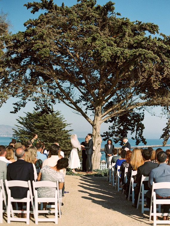 Coastal ceremony
