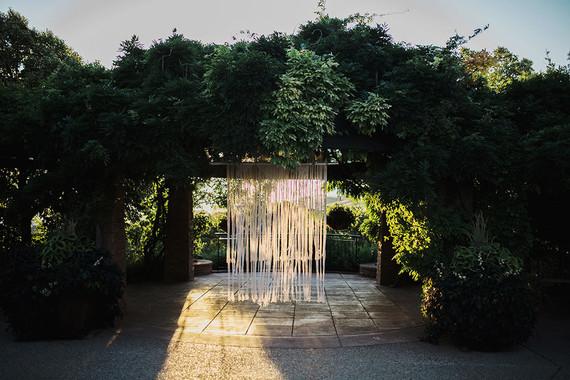 Desert oasis bridal shower
