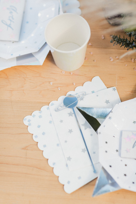 pastel girl's first birthday ideas