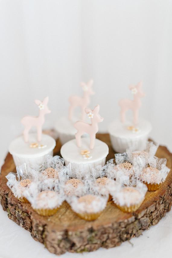 Floral Bambi 1st birthday