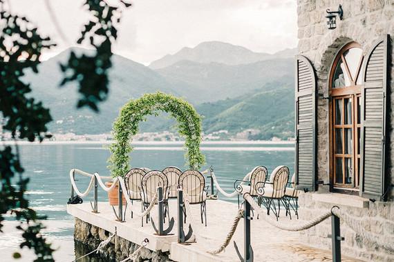 Intimate Spring Wedding in Montenegro