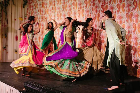 Indian rehearsal dinner