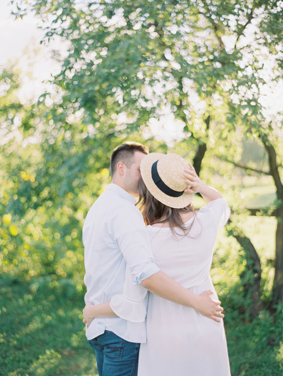 dreamy maternity photos