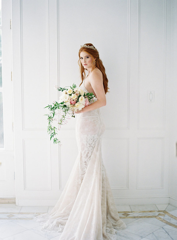 Galia Lahav gown