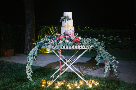bohemian wedding cake designs bohemian wedding in lake como italy 100 layer cake 12072