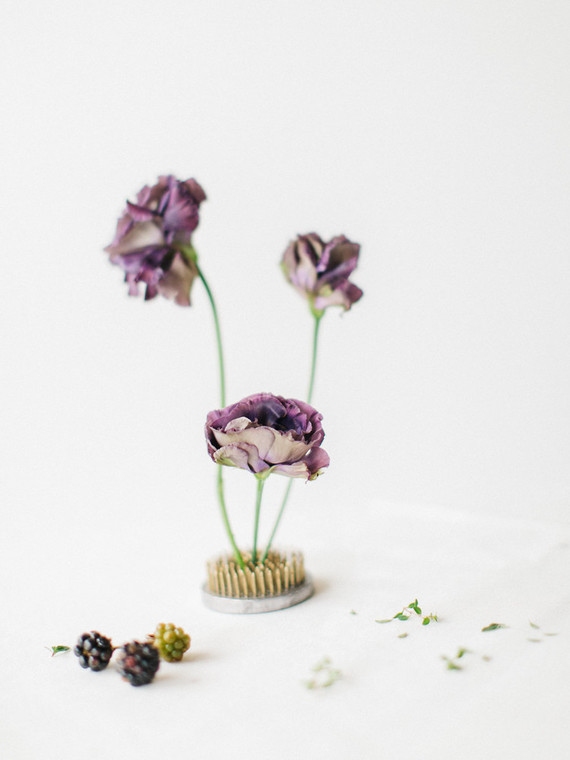 Minimal, organic wedding ideas