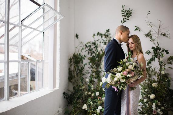 Loft wedding inspiration