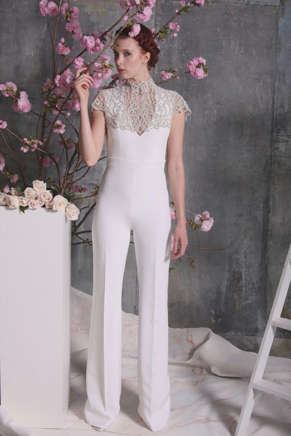 Christina Siriano bridal