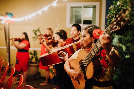 Mexican wedding music
