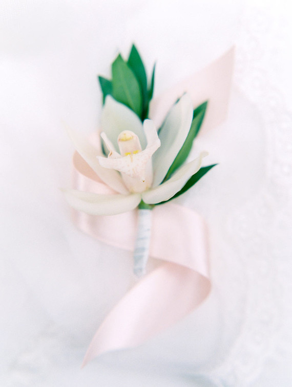 Spring boutonniere