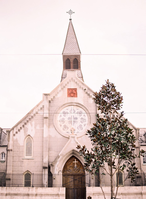 New Orleans wedding venue The Monastery