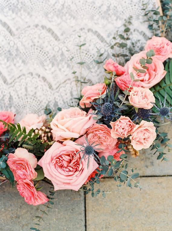 Bohemian flowers