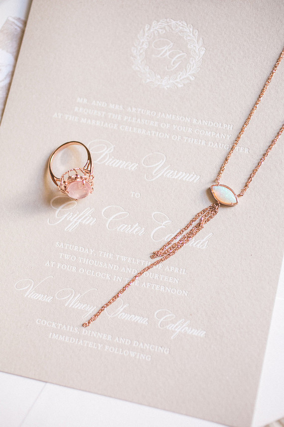 IO Collective bridal jewelry