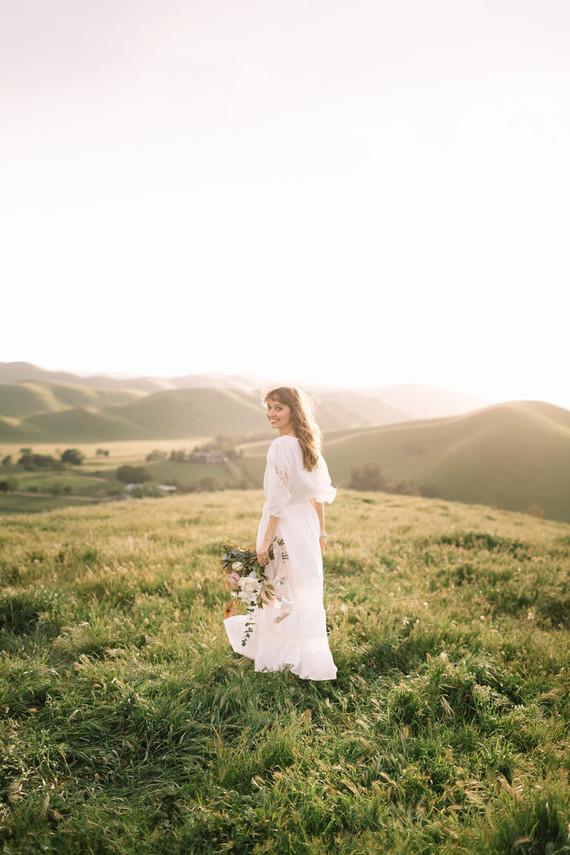 Helen Miller Bridal dress