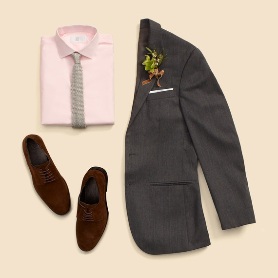 Suit from The Black Tux