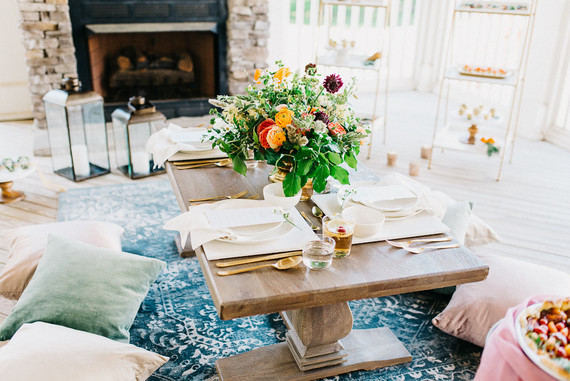 Bohemian brunch ideas